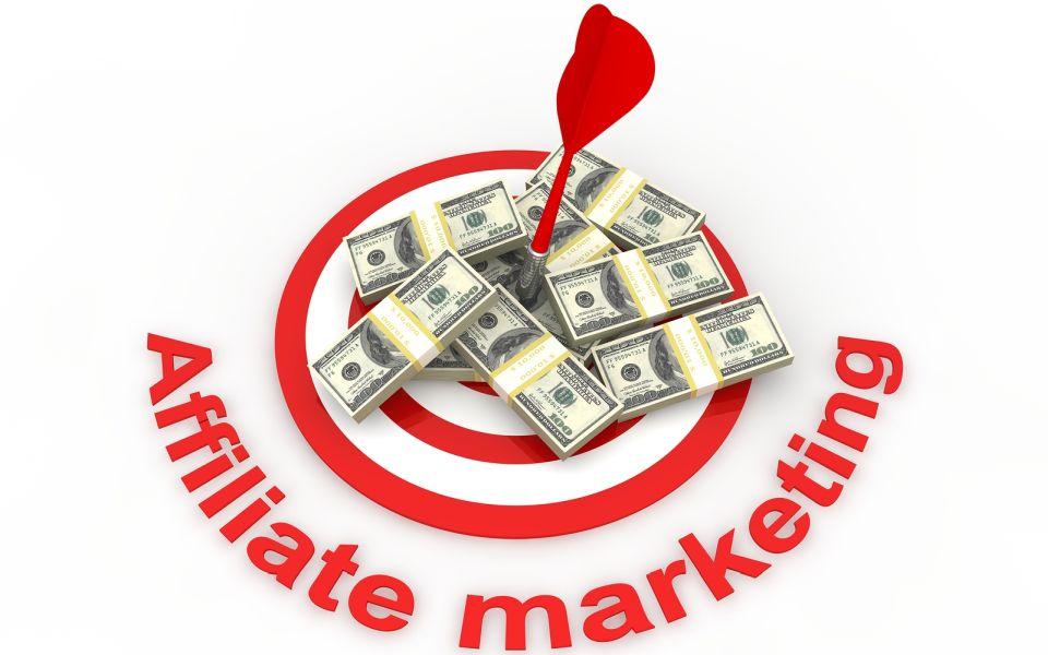Affiliate marketing bullseye